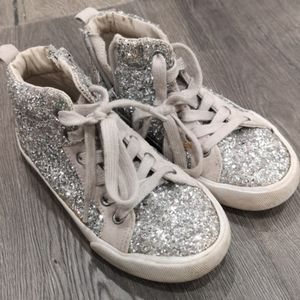 Gap sparkle shoes size 12